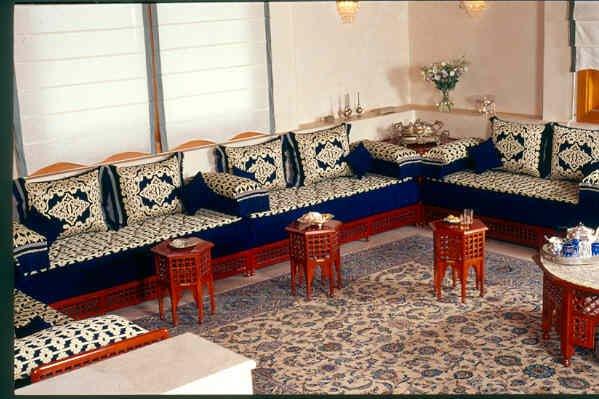 collection 2015 Salon marocain de luxe