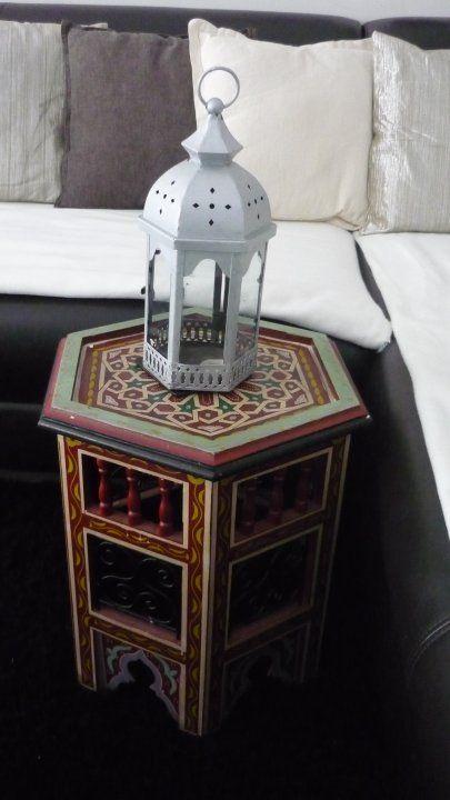 Cendriers pour salon d coration marocaine orientale - Salon marocain tres chic ...