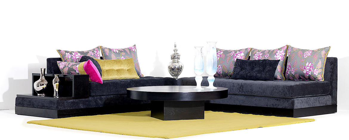 canap salon marocain et fauteuil moderne. Black Bedroom Furniture Sets. Home Design Ideas