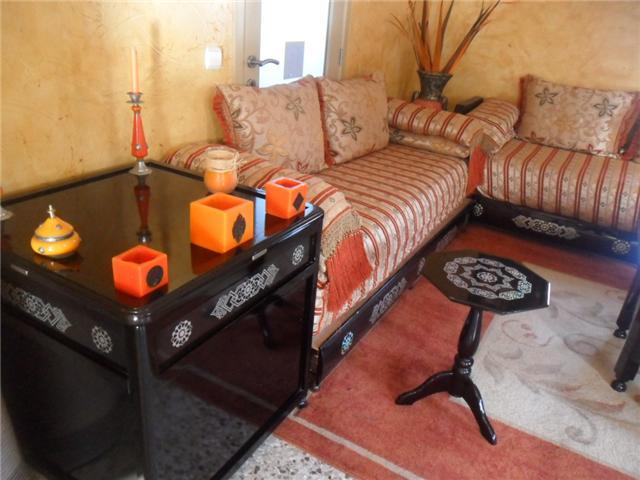 Best accessoire salon marocain photos for Accessoire deco salon