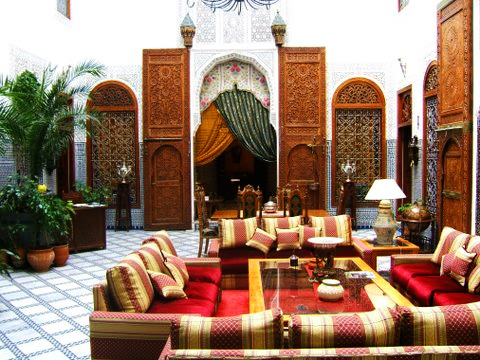 salon marocain beldi style oriental d co salon marocain. Black Bedroom Furniture Sets. Home Design Ideas