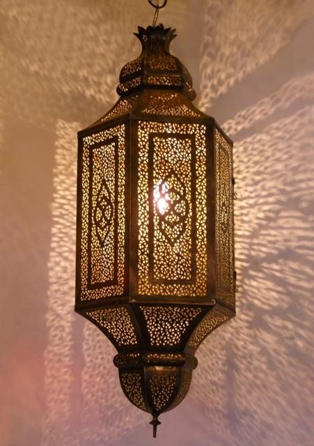 orietal lampe