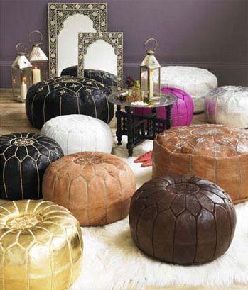 pouf-marocain-cuir