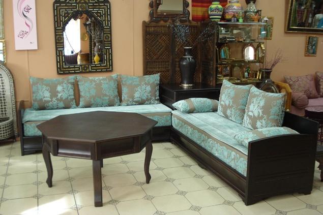 Des accessoires d co pour salon marocain d co salon marocain for Accessoire deco salon