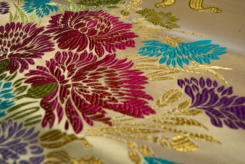 Salon du maroc traditionnel benchrif mod les 2015 d co salon marocain Utilisation de tissus dans le salon