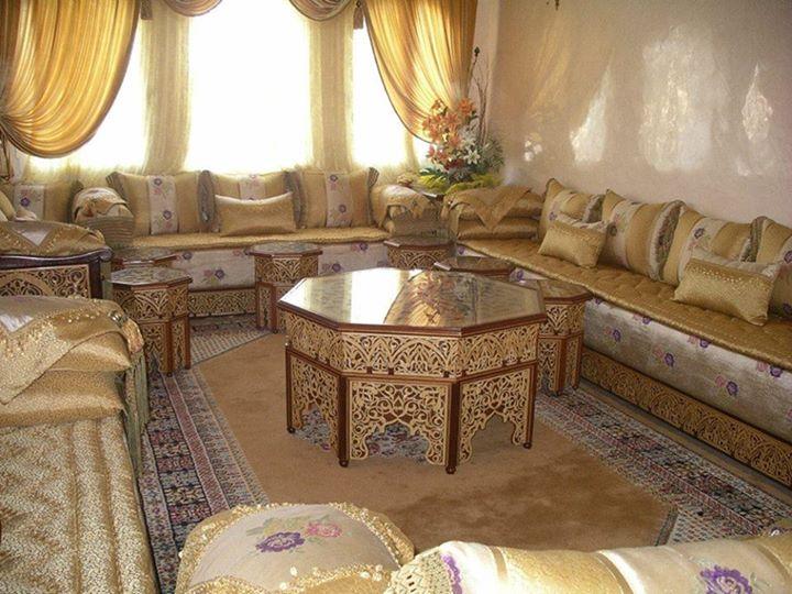 les meilleurs mod les de salon oriental au maroc d co salon marocain. Black Bedroom Furniture Sets. Home Design Ideas