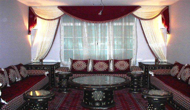 Annonce salon marocain d coration d co salon marocain - Les cuisines marocaines modernes ...
