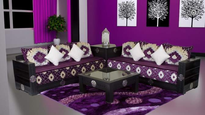 Prix de salon marocain en ligne