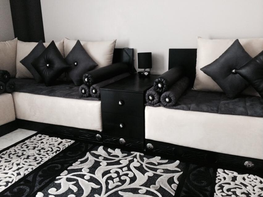 fauteuil de salon marocain et canap moderne d co salon marocain. Black Bedroom Furniture Sets. Home Design Ideas