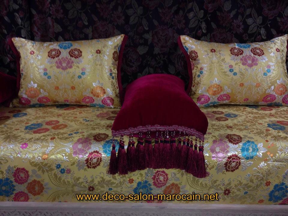 La vente de salon marocain sur mesure Lyon