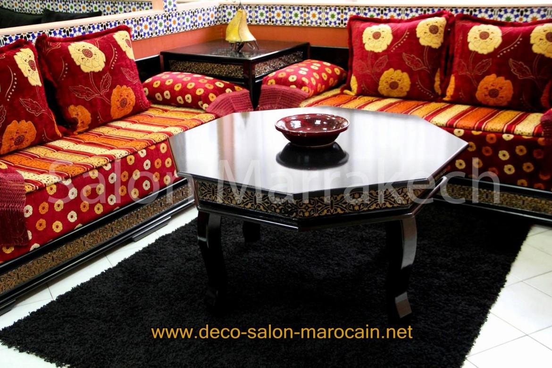 Meubles pour salon maghrebi