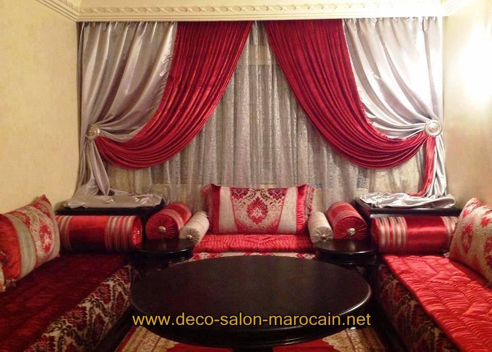 salon style marocain vendre au canada d co salon marocain. Black Bedroom Furniture Sets. Home Design Ideas