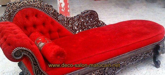 Canapé Salon marocain 2015