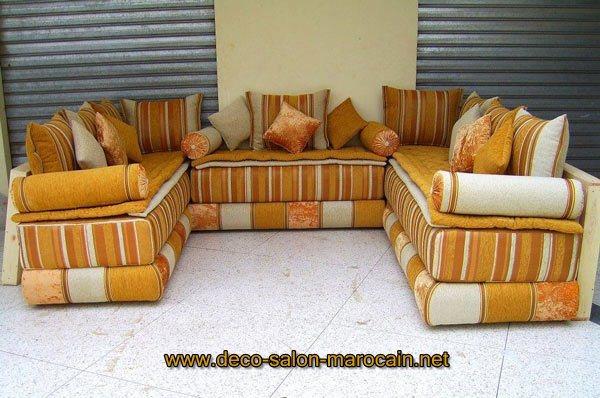 Canapé marocain moderne