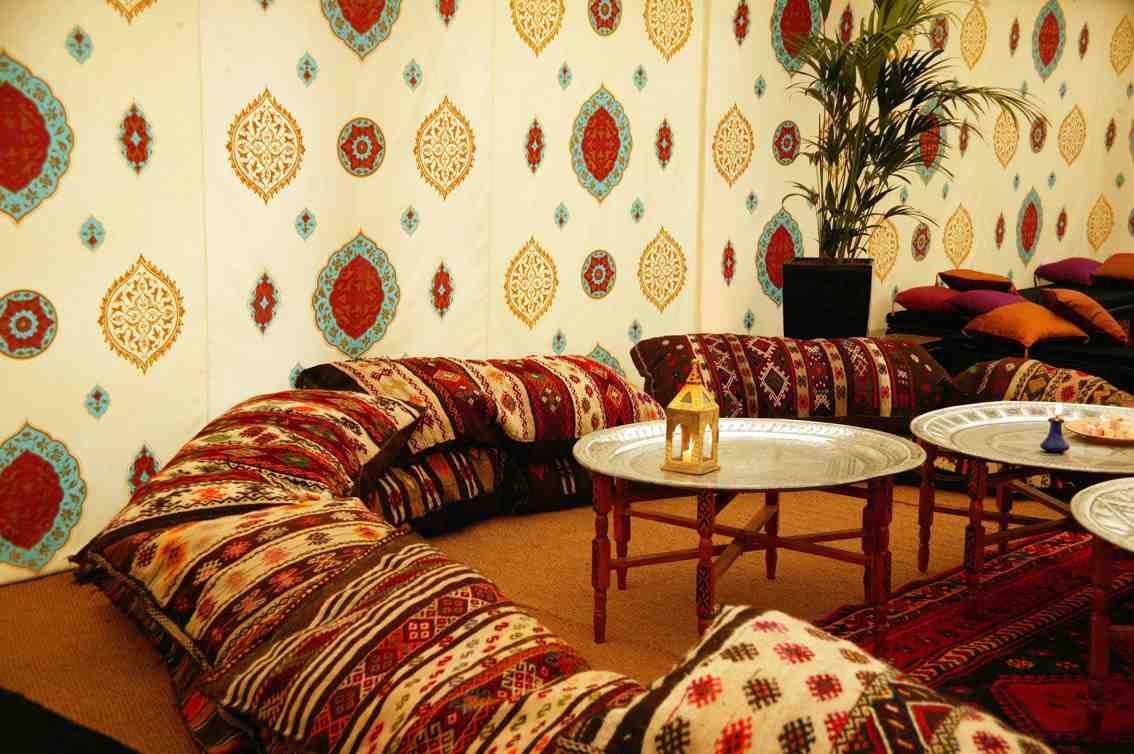 Collection 2015 de meuble de salon marocain   déco salon marocain