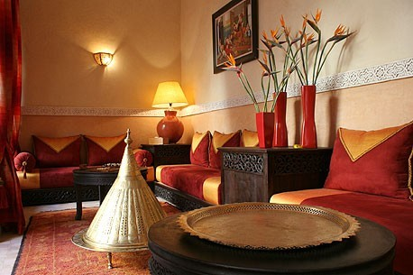Collection 2015 de meuble de salon marocain d co salon for Meuble pour collection
