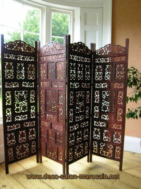 décoration oriental pour salon du Maroc