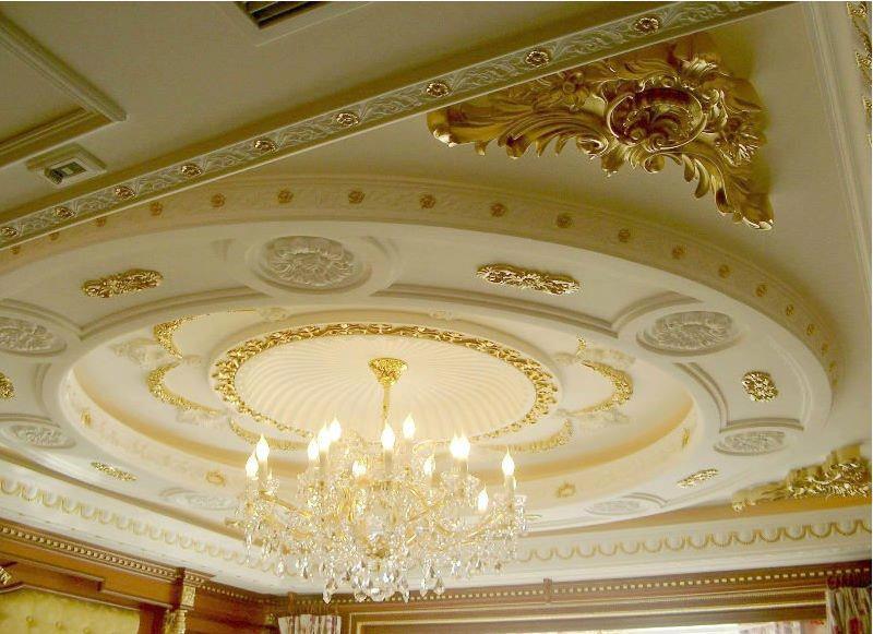 plafond decoratif salon marocain d co salon marocain. Black Bedroom Furniture Sets. Home Design Ideas