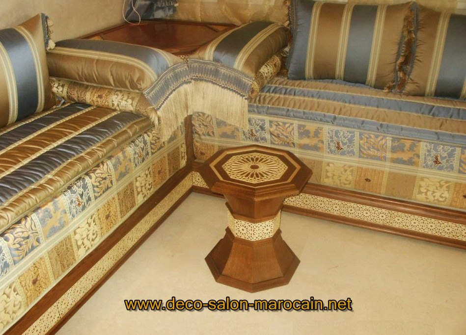 Salon marocain à montpellier