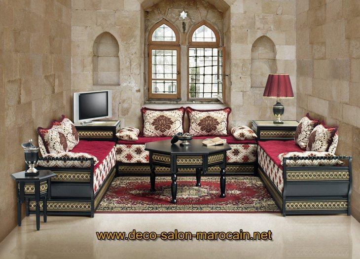 salon marocain Sur mesure en ligne