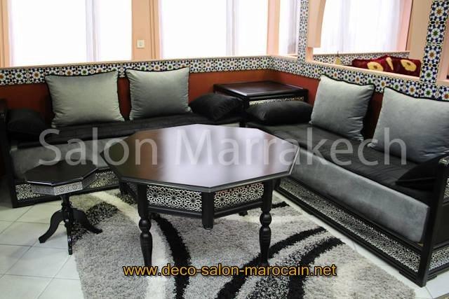Vente Salon marocain occasion Déco salon marocain