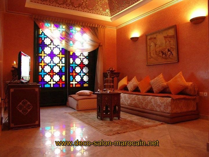 1000 ideas about salon marocain moderne on pinterest for Decoration salon marocain