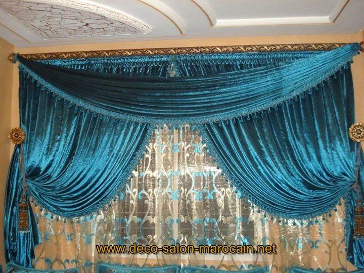 Rideau salon marocain 2015