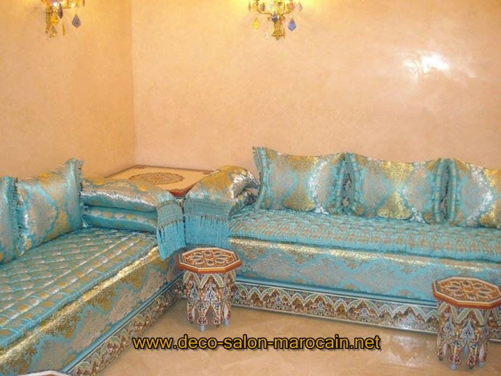 Design Salon Marocain Moderne 2015
