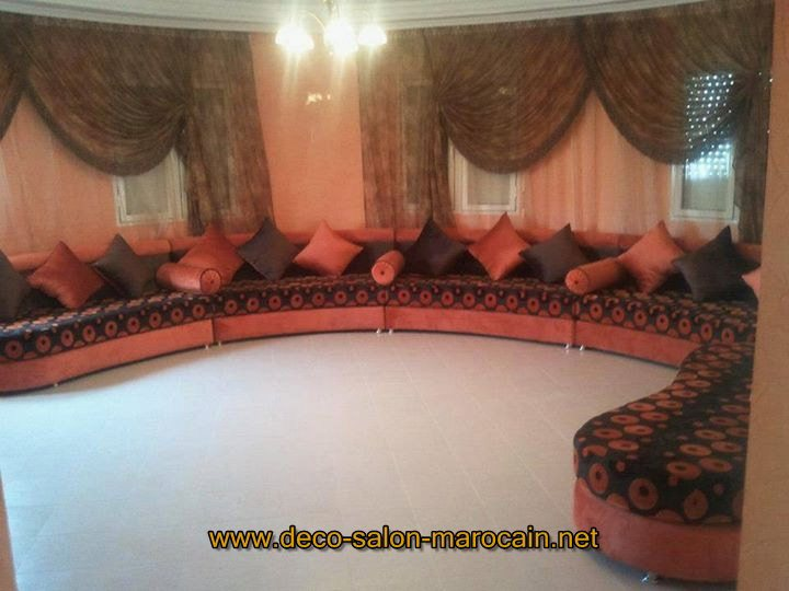 les nouveaux mod les de salon marocain traditionnel d co salon marocain. Black Bedroom Furniture Sets. Home Design Ideas