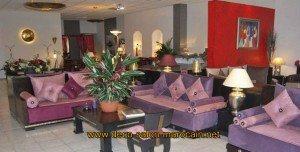 Salon marocain oriental