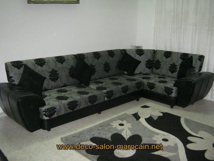 Des mod les de salon marocain tapissier d co salon marocain - Vente de matelas pas cher ...