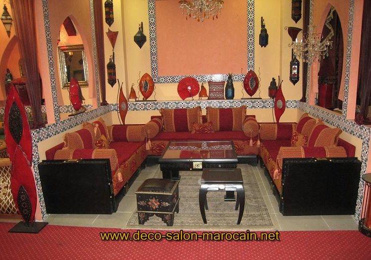 Salon Decoration Belgique : Acheter salon marocain pas cher belgique déco