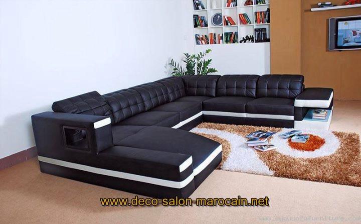 Achat de salon marocain en ligne d co salon marocain - Achat meubles en ligne ...