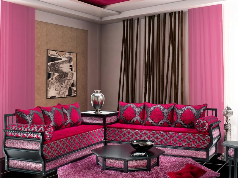 Boutique vente de salon marocain nice d co salon marocain for K meuble salon marocain