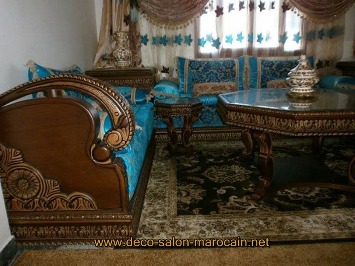 Khdadi de salon marocain à vendre