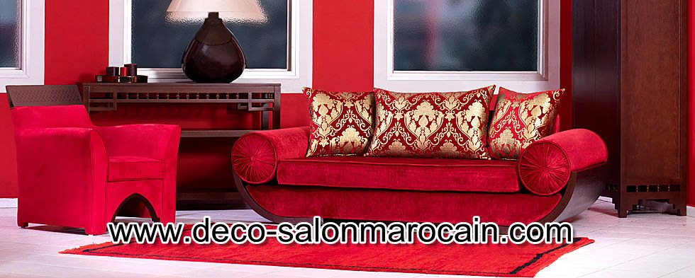 Salon arabe moderne 2016 d co salon marocain for Les canapes marocains