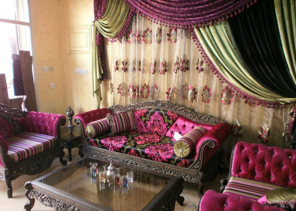 salon marocain paris 2016 d co salon marocain. Black Bedroom Furniture Sets. Home Design Ideas