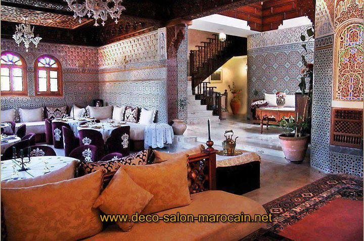 salon marocain top mod les pour l ann e 2016 d co salon marocain. Black Bedroom Furniture Sets. Home Design Ideas