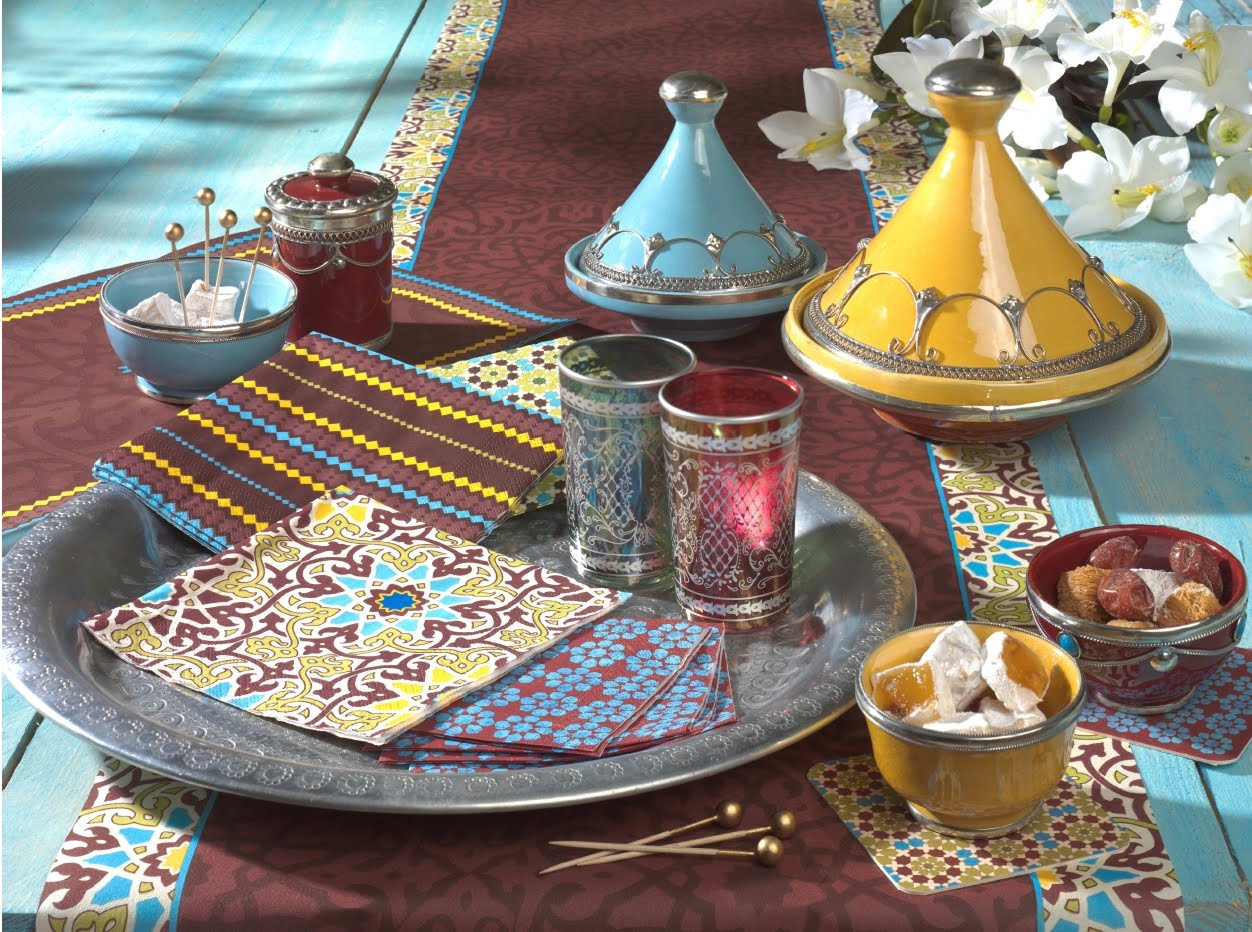 Photos du maroc 10 mon mag online for Table a the marocaine