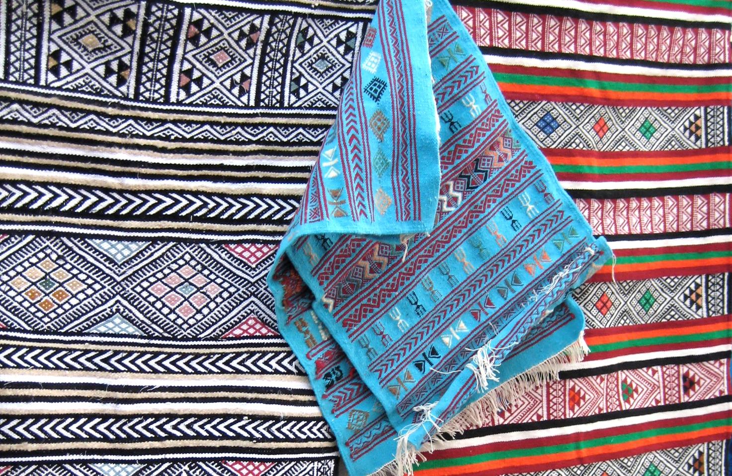 tapis coloré beber