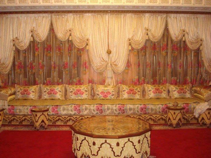acheter un salon marocain pas cher d co salon marocain. Black Bedroom Furniture Sets. Home Design Ideas