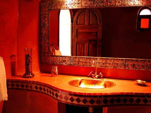 Salon oriental d co salon marocain for Deco cuisine orientale