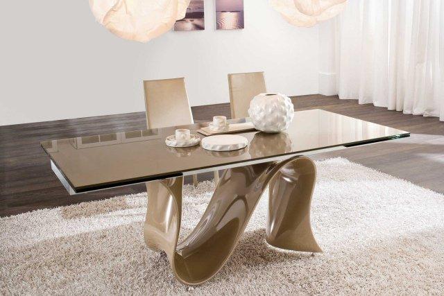 table moderne en belege