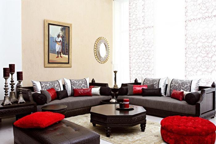 salon-marocain-gris-perle