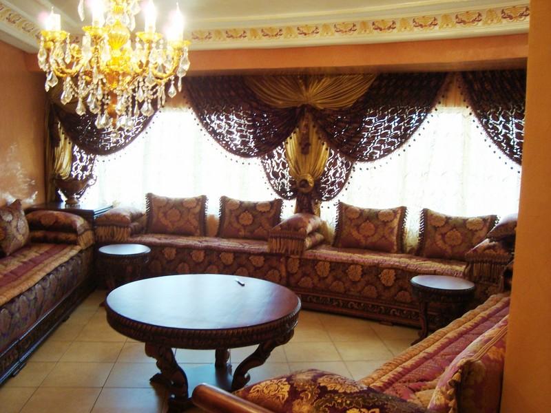 meubles salon marocain - Page 6 sur 7 - Déco salon marocain