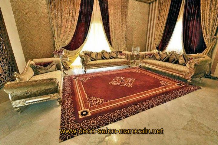 tapis de salon marocain pas cher d co salon marocain. Black Bedroom Furniture Sets. Home Design Ideas