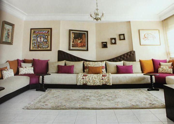 meilleure couleur pour d coration salon marocain 2016 d co salon marocain. Black Bedroom Furniture Sets. Home Design Ideas