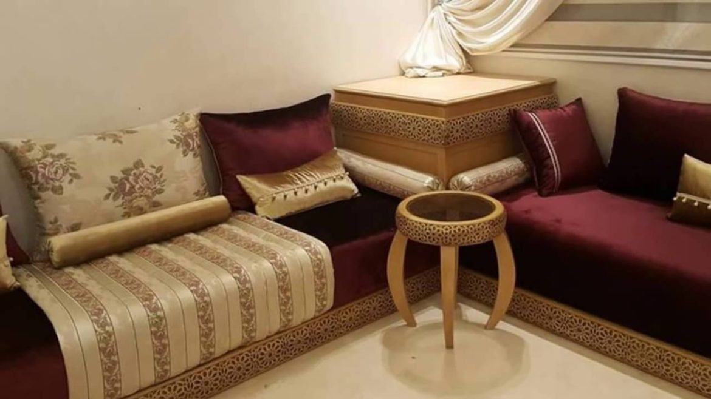 Architecture marocaine - Déco salon marocain